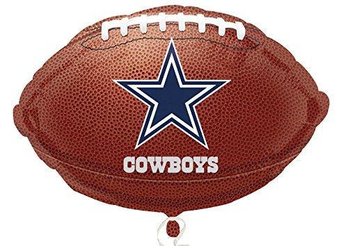 "Party Destination Dallas Cowboys 18"" Foil Balloon"