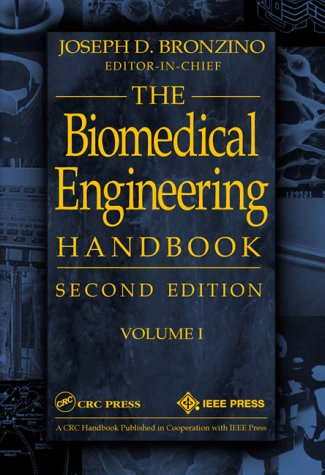 Biomedical Engineering Handbook, Volume I PDF