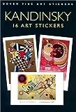 Kandinsky: 16 Art Stickers (Dover Art Stickers) (0486415678) by Kandinsky, Wassily