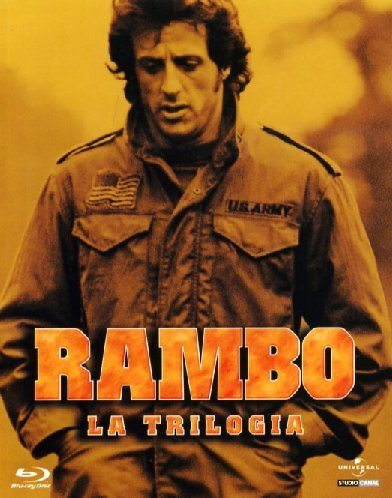 Rambo - La trilogia [Blu-ray] [IT Import]