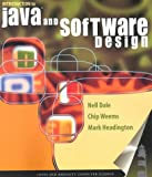 img - for Introduction to Java and Software Design book / textbook / text book