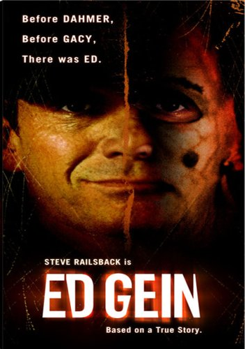 Cover art for  Ed Gein