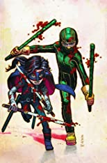 Kick-Ass #8 1st Printing