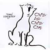 "Cats As Cats Canvon ""Tomi Ungerer"""