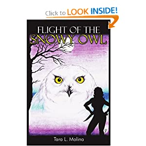 Flight of the Snowy Owl Tara Molina