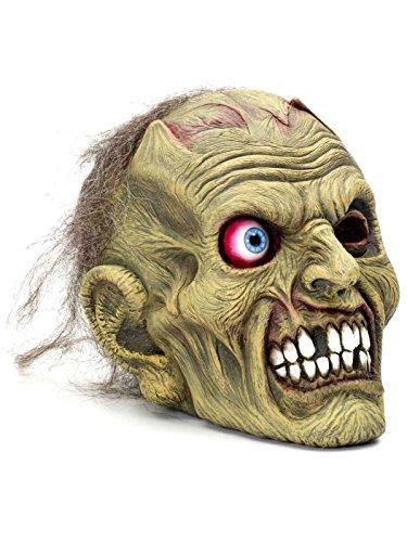 [Zombie Head] (Aristocrat Halloween Costume)