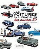 Les voitures emblématiques des années 50...
