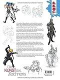 Image de Die Kunst des Zeichnens - Comic, Manga, Fantasy: Die große Zeichenschule: praxisnah & gut erklärt