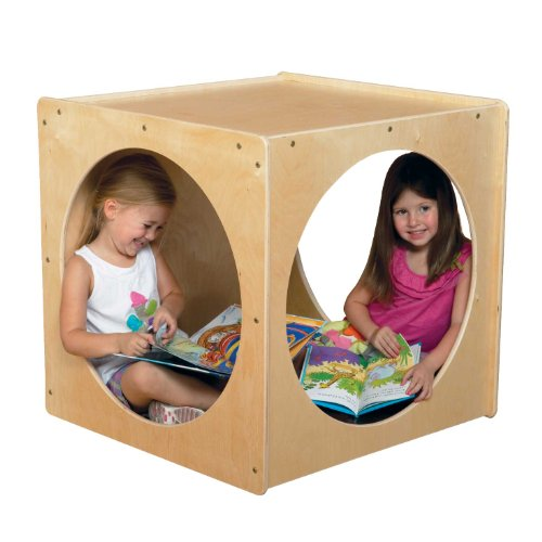 Contender C29029 Giant Crawl Thru Play Cube (Imagination Cube)