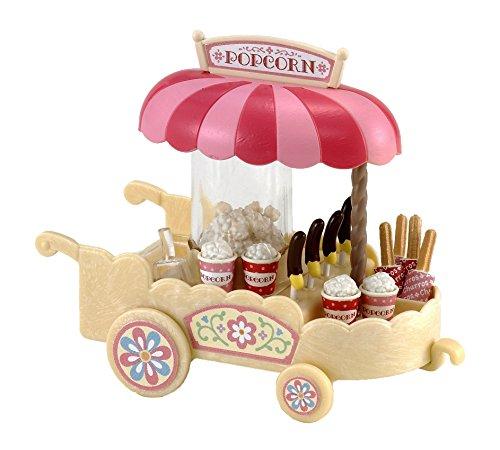 "Epoch Sylvanian Families Sylvanian Family Doll ""Popcorn Wagon Mi-68 "" - 1"