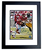 Trent Green Autographed Kansas City Chiefs 8x10 Photo BLACK CUSTOM FRAME at Amazon.com
