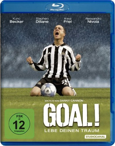 Goal! - Lebe deinen Traum [Blu-ray]