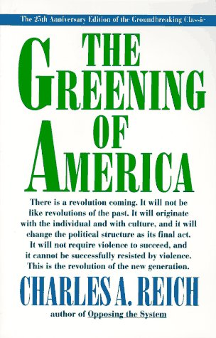 The Greening of America, 25th Anniversary Edition