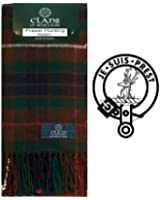 Fraser Hunting Modern Tartan Scarf (Clan Scarf)