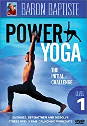 Power Yoga: The Initial Challenge, Level 1 by Good Times Video