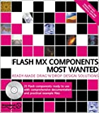 img - for Flash MX Components Most Wanted with CDROM book / textbook / text book