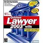 Quicken Lawyer 2003 Wills