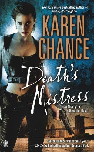 Image of Death's Mistress (Dorina Basarab)