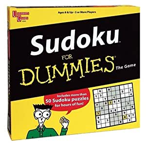 Sudoku for Dummies The Game