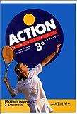 echange, troc Bernard Lacoste, Philippe Dominique - Action : Anglais 3e LV1 (coffret 2 cassettes)
