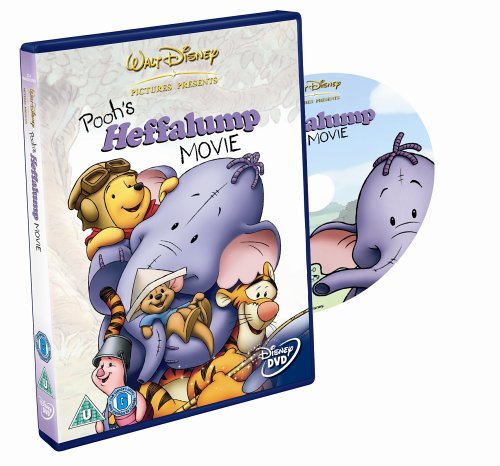 Winnie The Pooh - Pooh's Heffalump Movie [DVD] [2005]