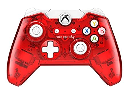 PDP - Mando Rock Candy Licenciado, Color Rojo (Xbox One)