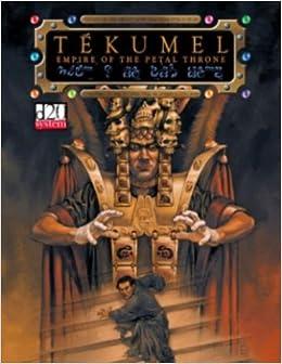 Tekumel: D20 System Role-Playing Game: Joseph Saul