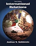 International Relations (0321025520) by Joshua S. Goldstein