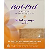 Buf-Puf Reusable Facial Sponge, Gentle, Re-Usable