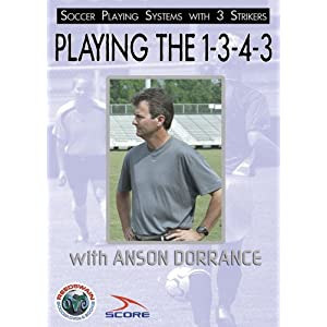 Playing the 1-3-4-3 with Anson Dorrance movie