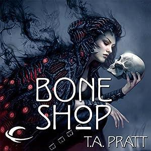 Bone Shop Hörbuch