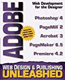 Adobe Web Design & Publishing Unleashed (1575212528) by Freeman, Vincent