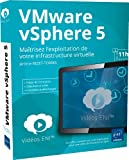 Vido de formation VMware vSphere 5 - Matrisez l&#039;exploitation de votre infrastructure virtuelle [Carte d&#039;activation]