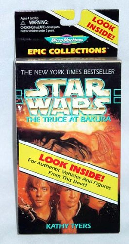 Micro Machines Star Wars - The Truce At Bakura - 1