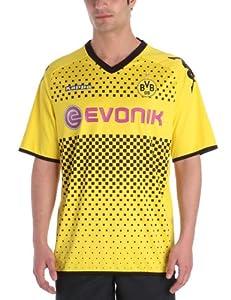 Kappa Uni BVB Fantrikot Home, blazing yellow, XXL, 401600