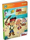 Leapfrog Jouet Premier Age - Livre Lecteur Scout et Violette / Tag junior - Jake et Les Pirates