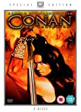 Conan The Barbarian (Special Edition) [DVD]