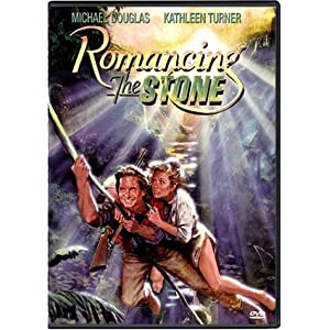 Amazon.com: Romancing the Stone: Michael Douglas, Kathleen Turner ...
