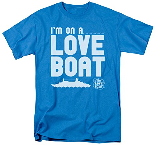 The Love Boat I'm On A T-Shirt CBS1023