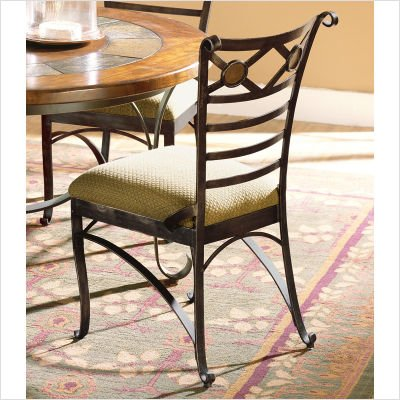 Tuscan Dining Furniture on Furniture 31024 Stone Forge Dining Chair In Tuscan Sun Review