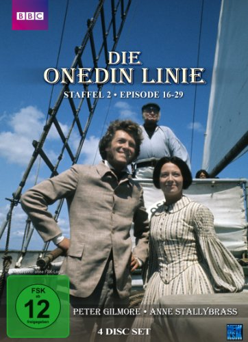 Die Onedin Linie - Volume 2: Episode 16-29 (4 Disc Set)