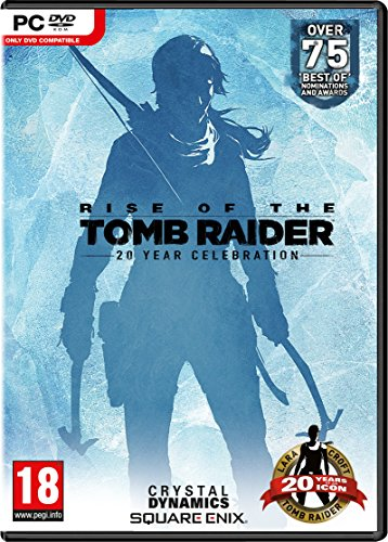 Rise of the Tomb Raider: 20 Year Celebration (PC DVD) [Edizione: Regno Unito]