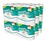 Angel Soft 48 Double Rolls Bath Tissu...