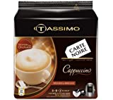 TASSIMO Carte Noire Cappuccino 16 T-disc (8 Servings)