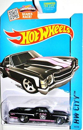 HOT WHEELS HW CITY 1971 EL CAMINO 18/250