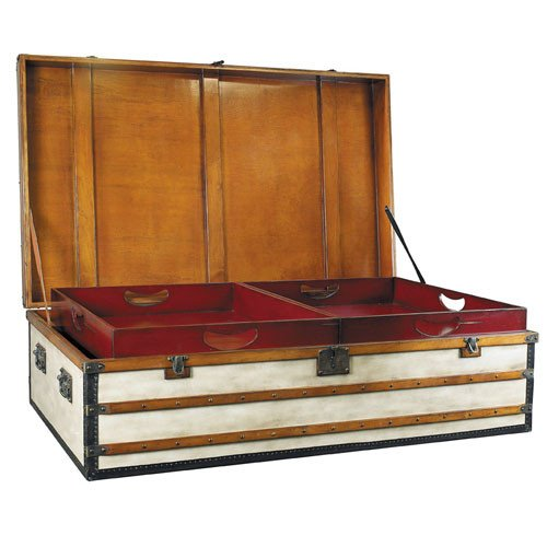 Small Polo Club Trunk