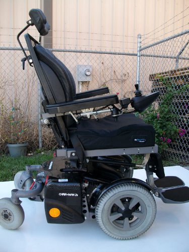 Permobil Chairman 2K Power Chair - Used Electric Wheelchairs