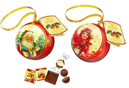 Heidel  Kugel Schokolade WeihnachtsNostalgie  45g Picture