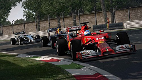 Formula F1 2014 screenshot