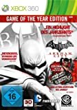 Batman: Arkham City - Game of the Year Edition - [Xbox 360]